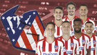 Mercado del Atlético: Siete jugadores para intentar hacer caja