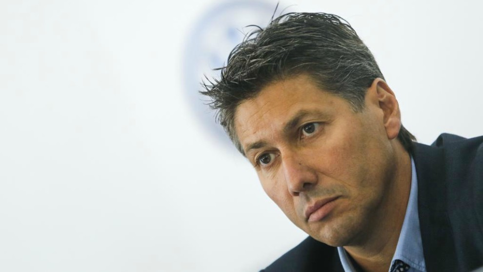 Alfonso Serrano, nuevo secretario técnico del Deportivo