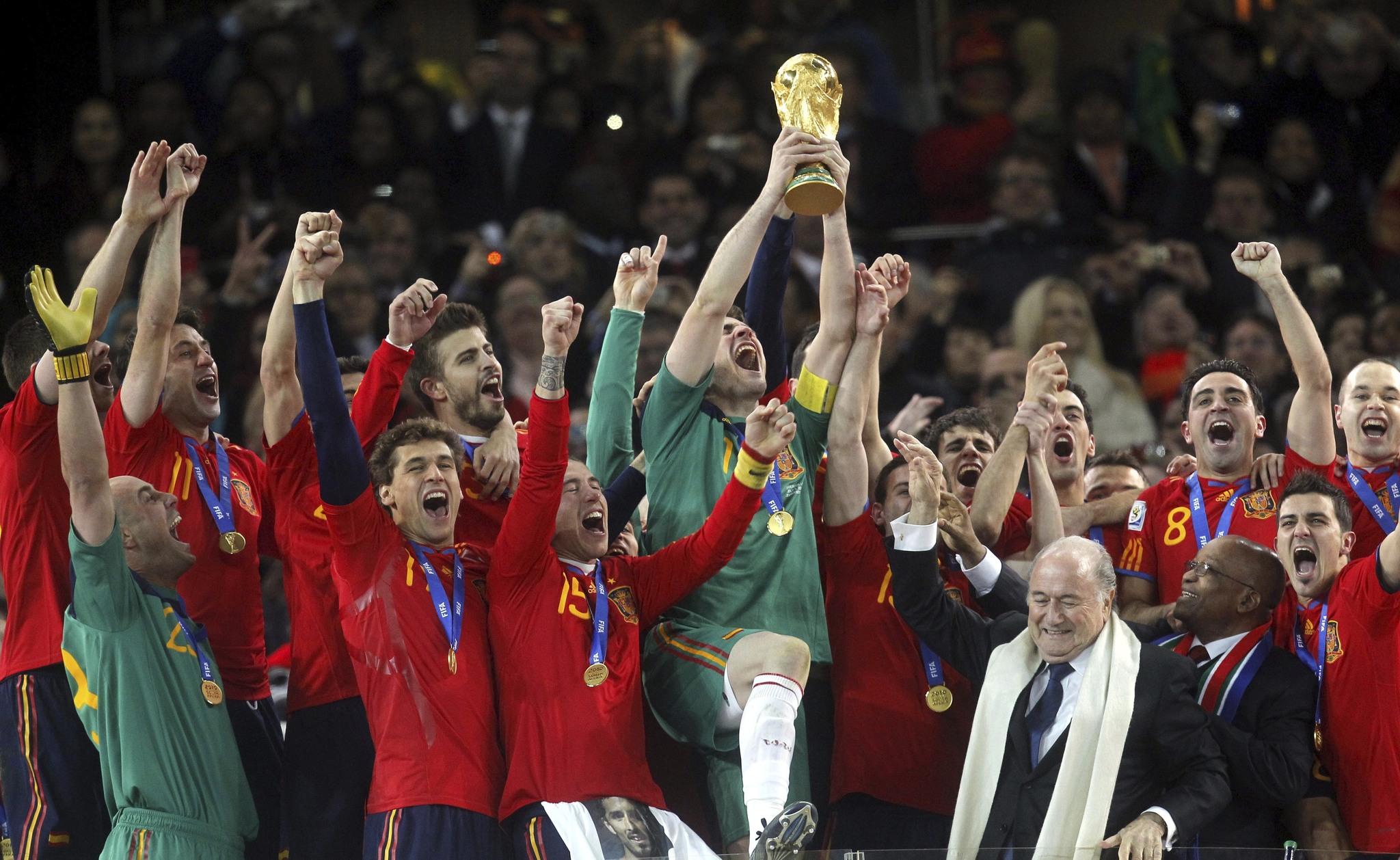 Quel est votre meilleur moment avec l'équipe nationale? On les revit sur Radio MARCA