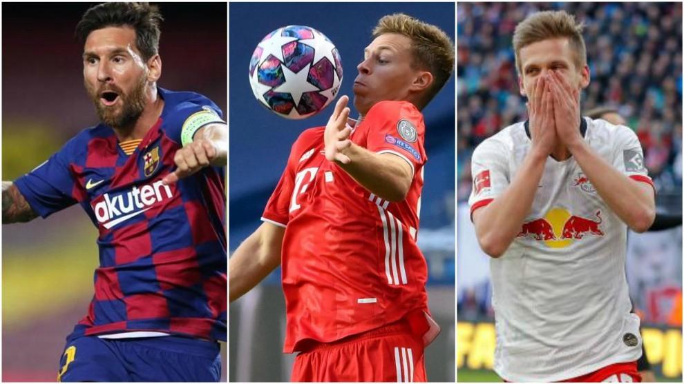 Los 10 mejores goles de la Champions: No aparece Cristiano, pero sí Messi