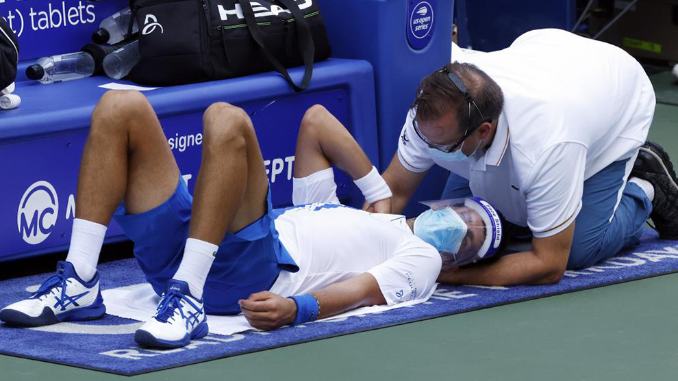 Bautista lleva al límite a Djokovic pero se queda sin final de Cincinnati