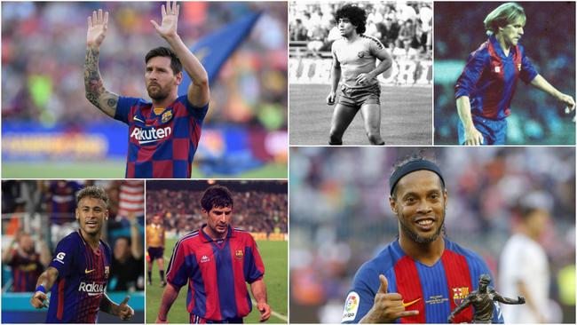Otro portazo de leyenda en el Barça