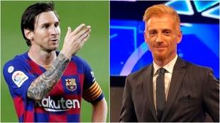 No le gustará a Messi: a Liberman le llega información sobre el próximo equipo de Leo... ¡y Boom!