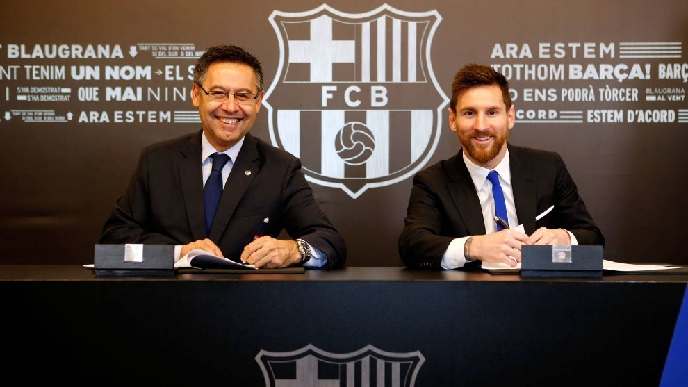 The day Bartomeu confirmed Messi could leave Barcelona whenever he chooses