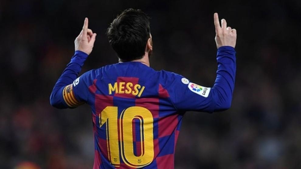 Braithwaite asks for No.10 shirt at Barcelona should Messi leave
