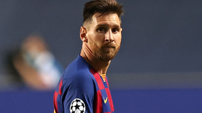 Messi tells Barcelona he won't show up for PCR testing on Sunday