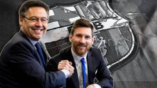 ¡El Barça ya sabía en julio que Messi se iba!