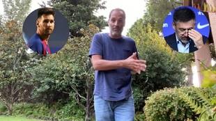"""David Sánchez: """"Messi ya no pasa por el tubo..."""""""