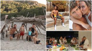 La escapada de película de Ramos en familia, Odegaard ya hace amigos en el Madrid...