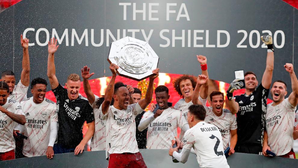 Arteta suma y sigue: arrebata al Liverpool el primer título del año