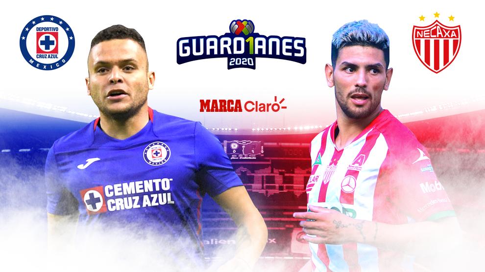 Cruz Azul vs. Necaxa hoy: Jornada 7 Apertura 2020 en vivo; juego de...
