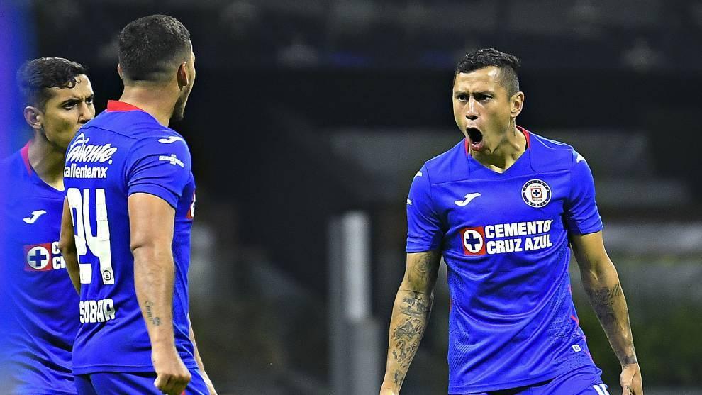 Cruz Azul 3-0 Necaxa: resumen, resultado y goles