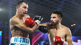 Ramírez apunta a peleas de título.