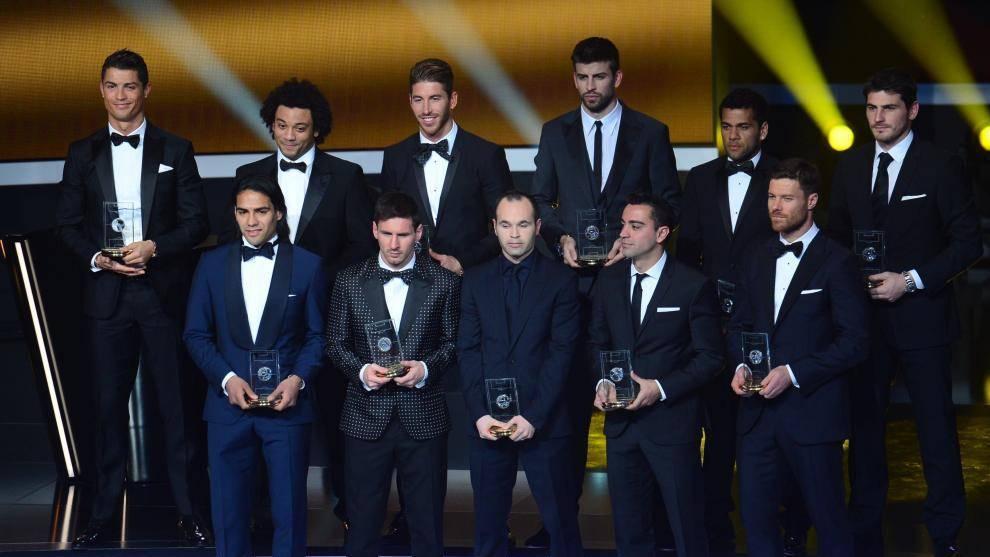 La reunión de Zurich fue la única en la que hubo once jugadores de...