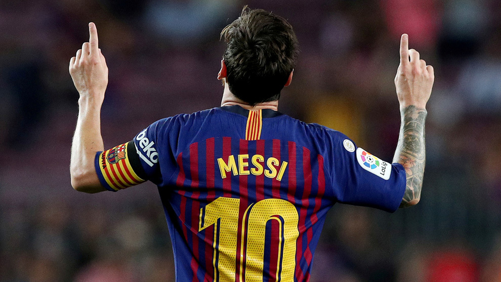 The law could be on Messi's side