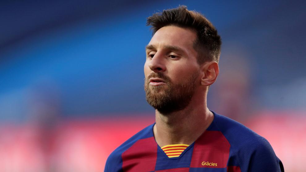La polémica entre Messi y el Barcelona continúa. |