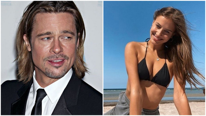 Brad Pitt comparte novia: Nicole Poturalski está casada pero con una  relación abierta | MARCA Claro México