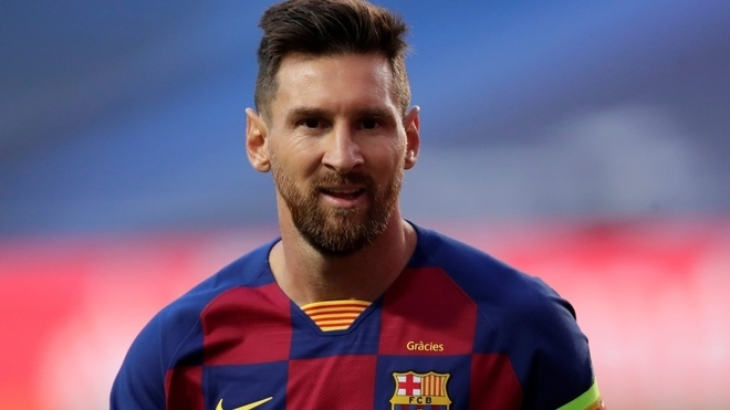 Manchester City prepare mega-contract for Messi