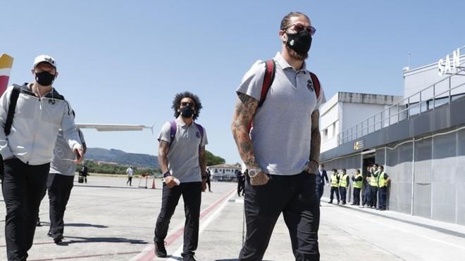 El Madrid, sin positivos