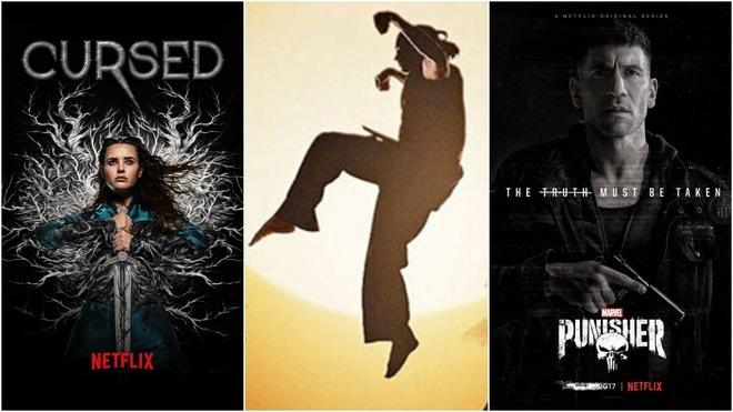 ¿Qué series de acción ver en Netflix?