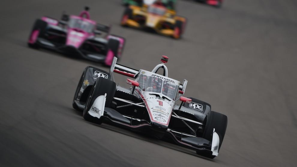 O'Ward y McLaren, de nuevo a las puertas del triunfo en Gateway, con Palou 12º