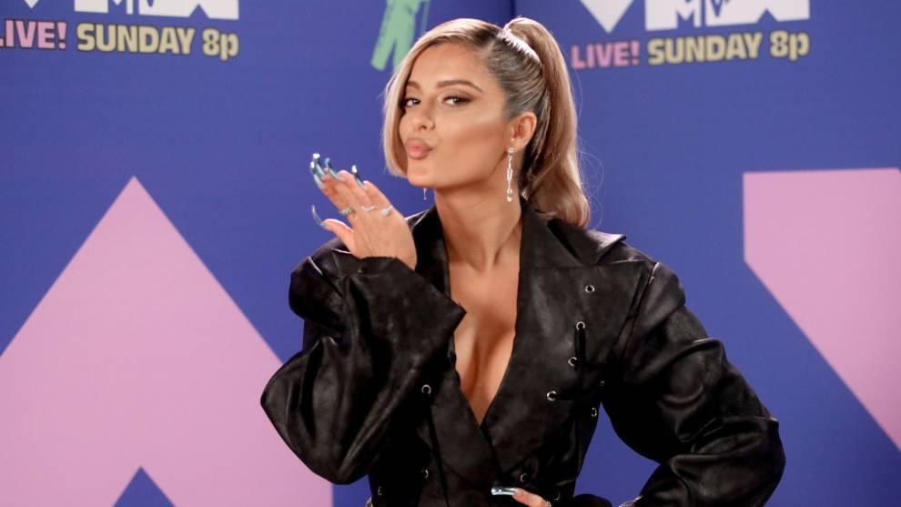 Bebe Rexha, lista para los VMAs 2020