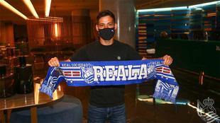 David Silva será presentado como nuevo jugador de la Real Sociedad.