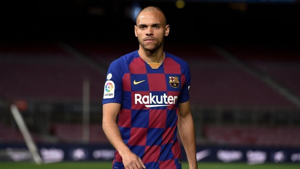 FC Barcelona: Braithwaite: