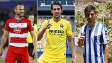 Onces probables de Villarreal, Granada y Real Sociedad