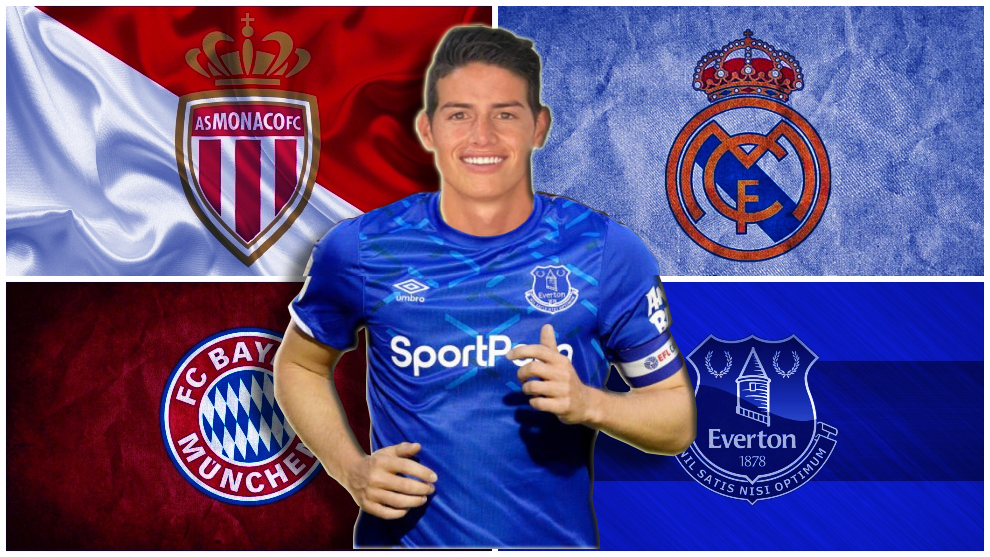 James Rodriguez: Mr Big Leagues