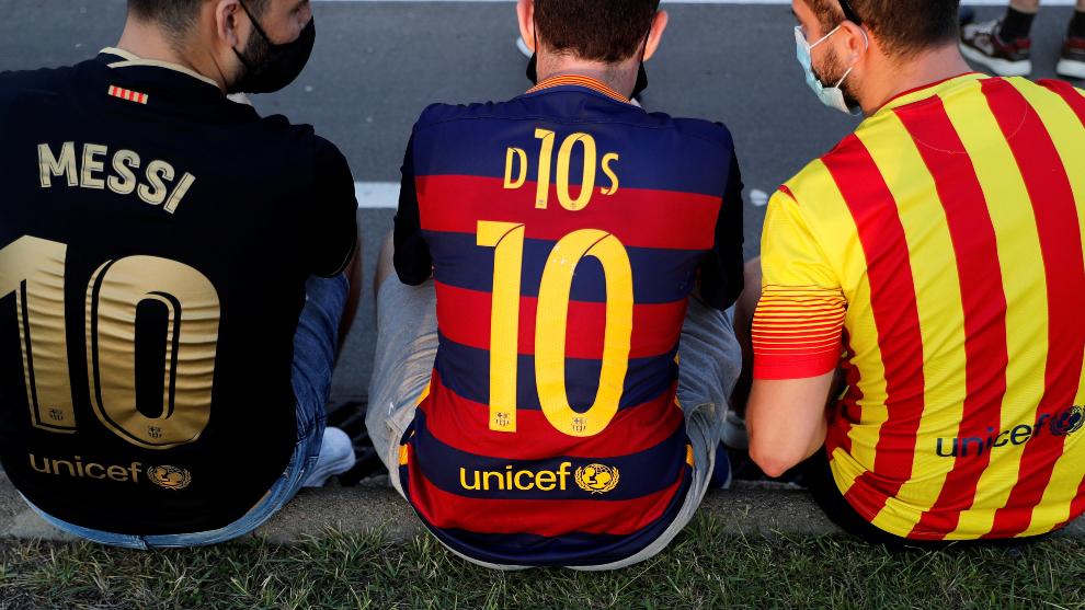 La salida del Lionel Messi del Barcelona, últimas noticias, en vivo....