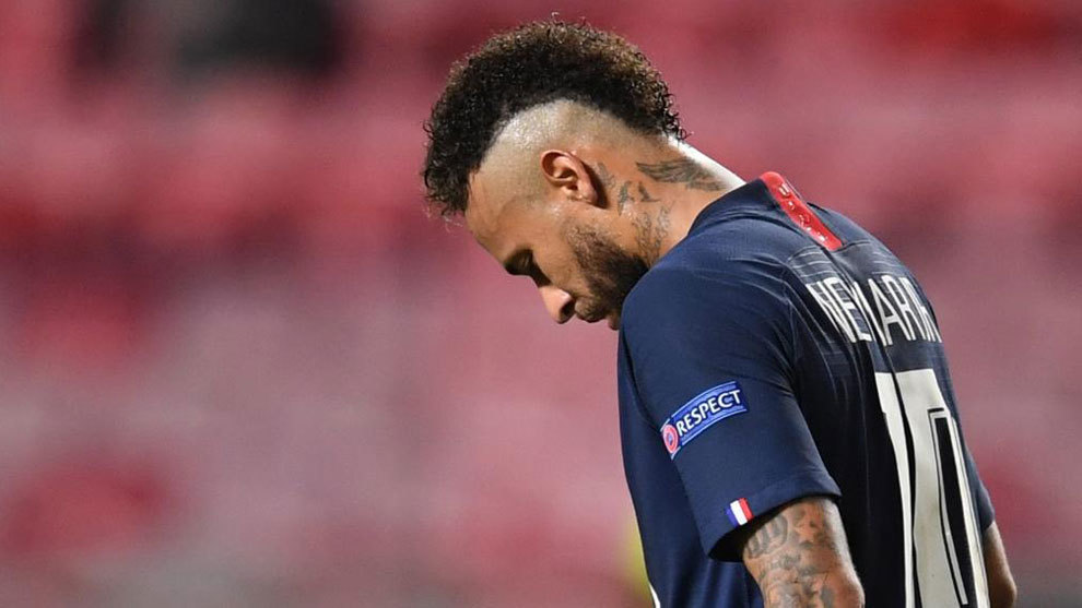 Neymar: My only objective is winning the Champions League with PSG