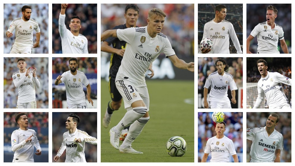 Odegaard's challenge: Success stories and failures of Real Madrid's returning loanees