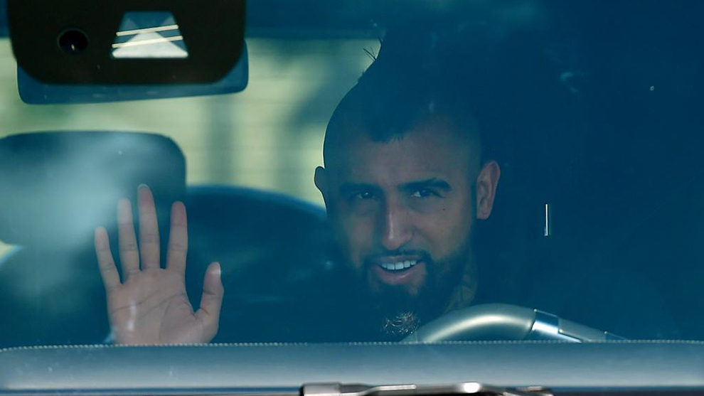 Vidal Can Satisfy Conte, I'd Play Nainggolan In Front Of The Defence