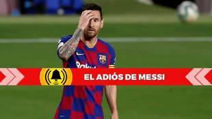 La última hora de la crisis Messi-Barça