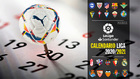 El calendario de LaLiga: el primer Clásico, el 25-O