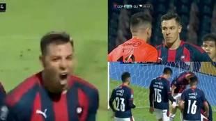 El mayor 'instant-karma' del fútbol: falla un penalti, el portero se burla y se come un zasca épico