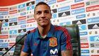 Rodrigo se despide del Valencia, en directo