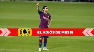 """Messi se va, en directo: """"Si cuesta 100 millones más su sueldo, el City no lo puede pagar"""""""