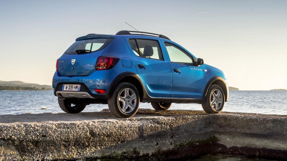 El Dacia Sandero fue el coche más vendido en España en agosto.