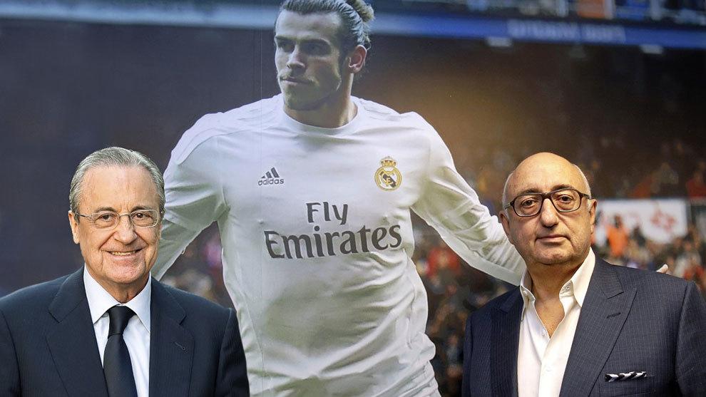 Cumbre a la vista Bale-Real Madrid para buscar una salida