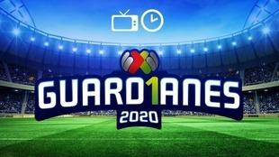 A qué hora son los juegos de la Jornada 8 del Guard1anes 2020 y...