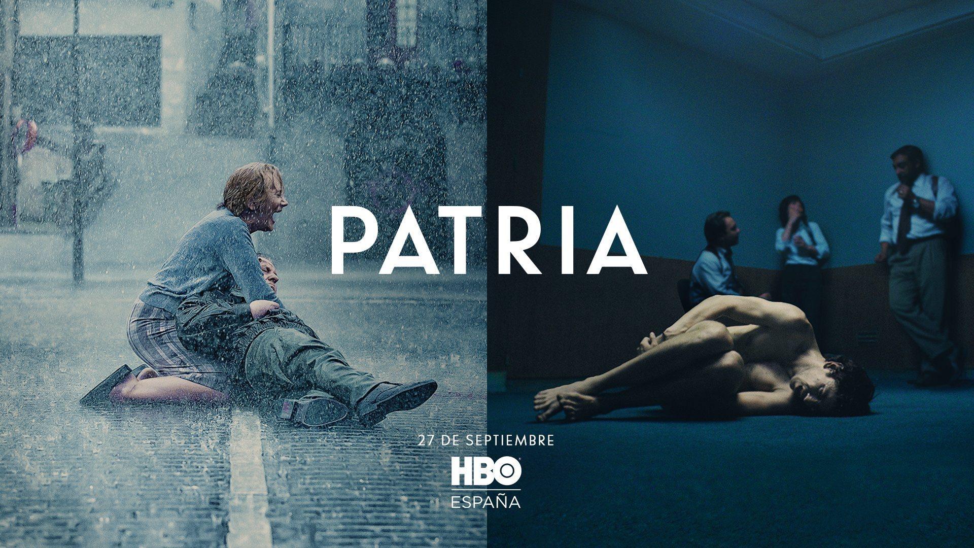 El Cartel de Patria de HBO rechazado por el autor de la obra, Aramburu |  Marca.com