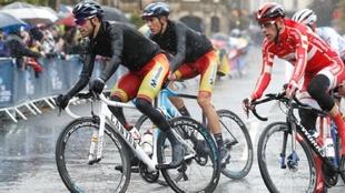 Valverde volverá a luchar por el maillot arcoiris.