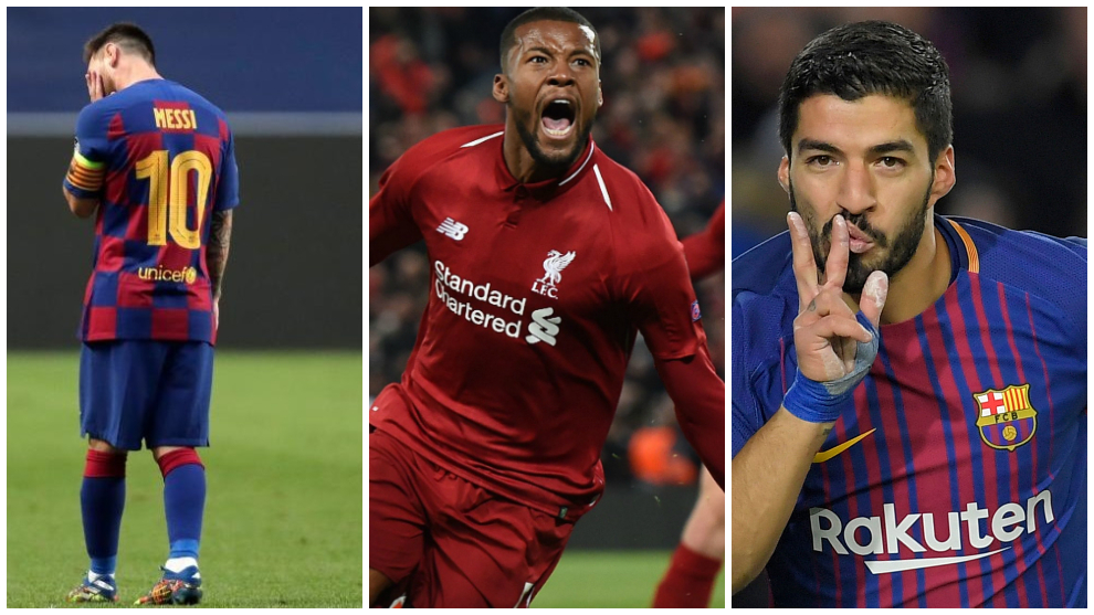 Wednesday's transfer round-up: Barcelona want Wijnaldum, Messi's five-year deal, Van de Beek joins Man Utd