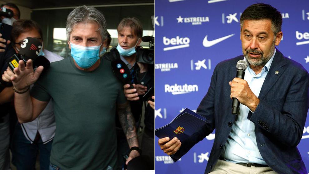 Jorge Messi y Bartomeu