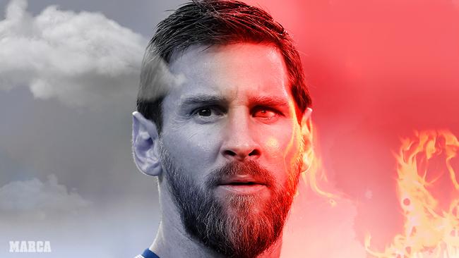 ¿Tiene razón Messi?