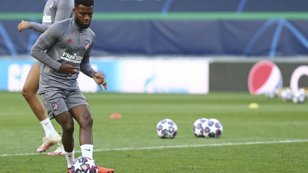 Thomas Lemar rejects Porto move