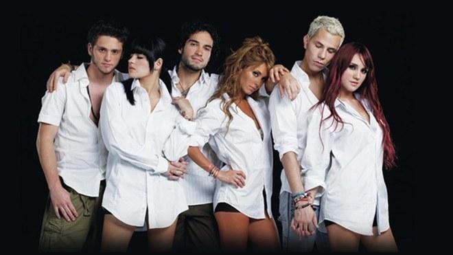 RBD vuelve! Escucha a partir de hoy todas sus canciones en Spotify   MARCA  Claro México