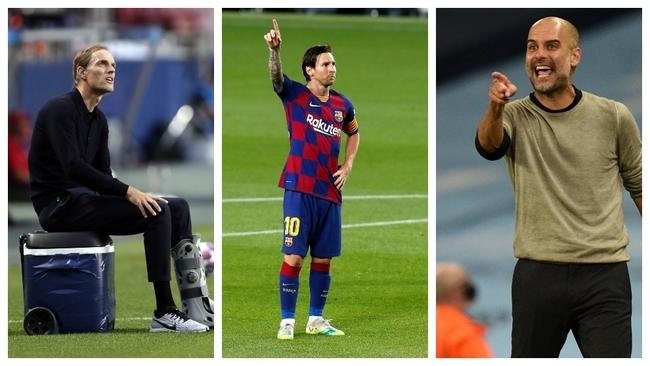 El rival inesperado que deja tocado a Messi
